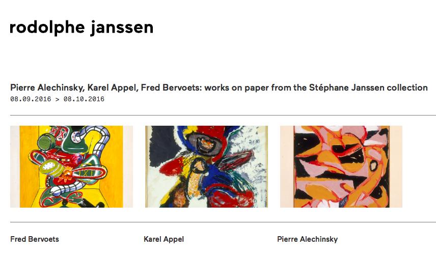 Galerie_Rodolphe_Janssen-exhibition