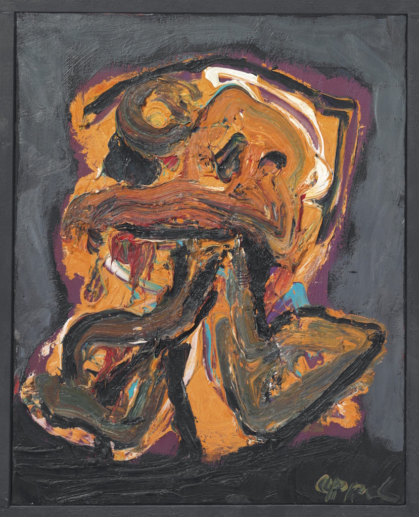 Karel_Appel-Small_Figure