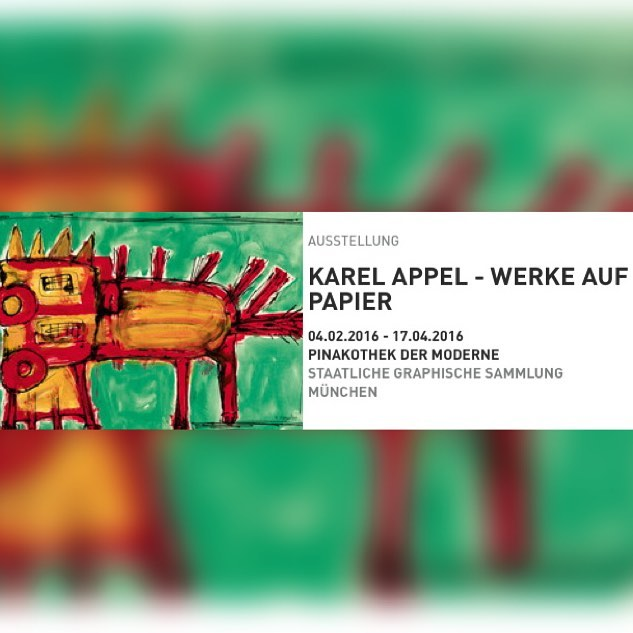Karel_Appel-Weke_auf_Papier