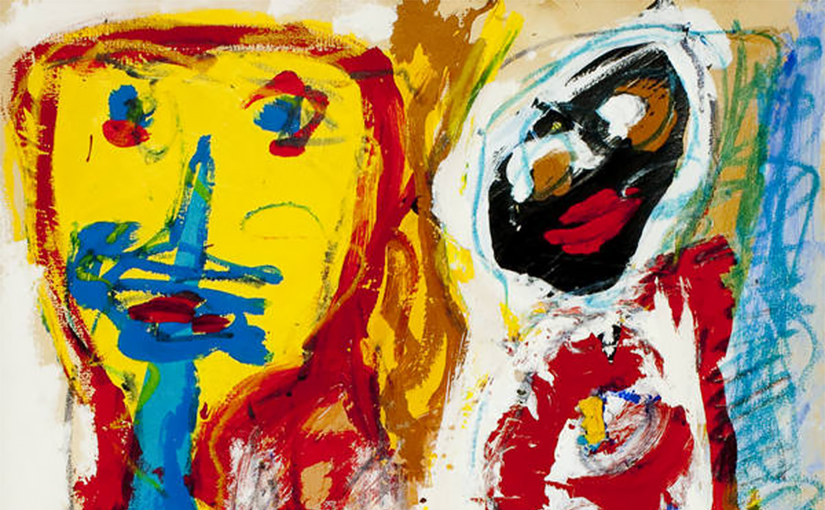 Karel Appel - CoBra Art